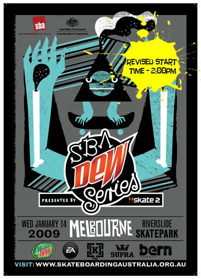 SBA Dew Series Melbourne Flyer